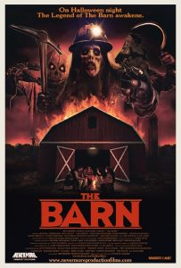 the barn film poster 1 203x300 - Barn, The (2016)