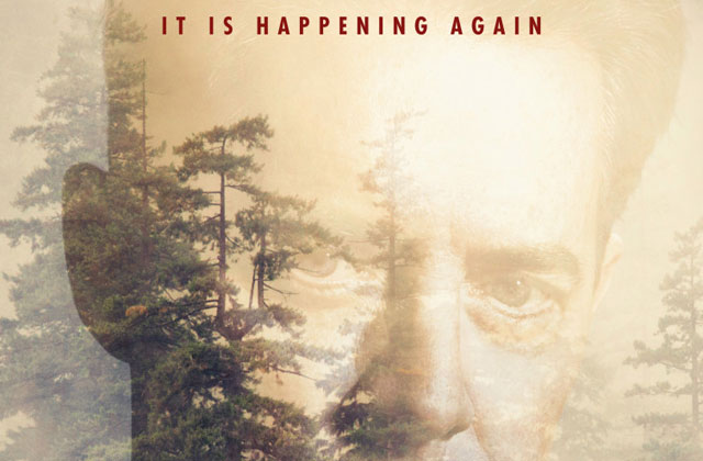 twinpeaksshowtimeposterdale s - New Twin Peaks Promo Recalls The Darkness of Future Past