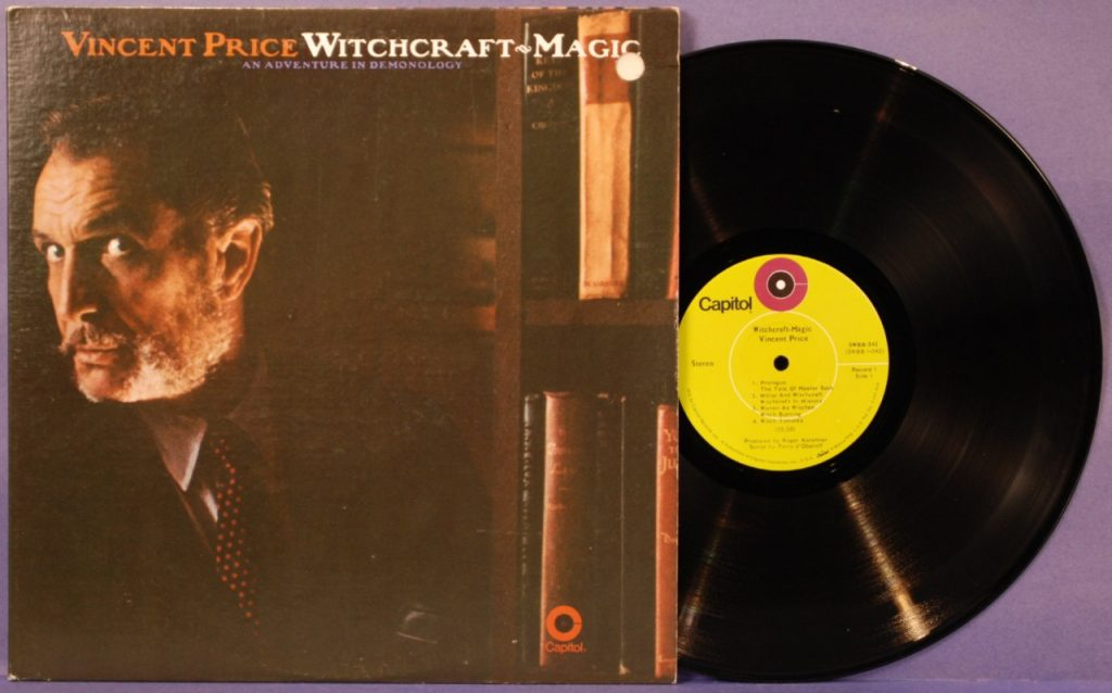 Vincent Price Witchcraft