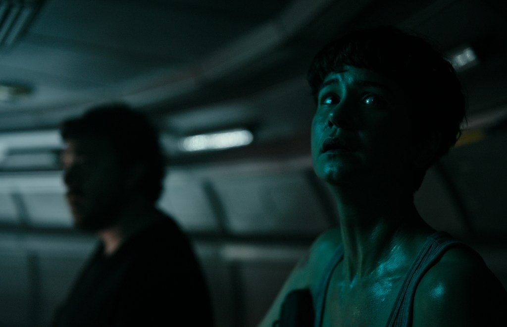 Alien Covenant 1 - New Alien: Covenant Images Are Dark and Sexy