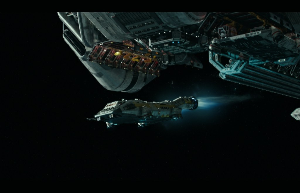 Alien Covenant 7 - New Alien: Covenant Images Are Dark and Sexy