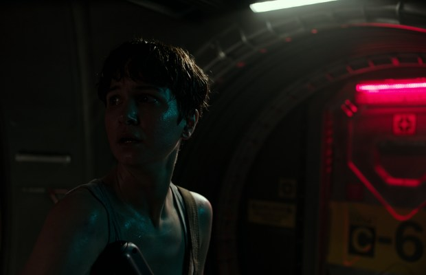 Alien Covenant 8 - New Alien: Covenant Images Are Dark and Sexy