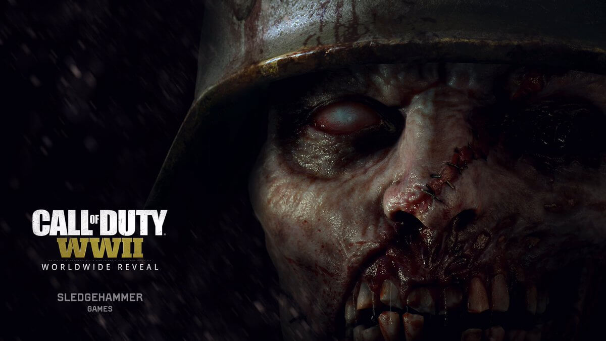 Call of Duty WWII zombies 1 - Nazi Zombies Return in Call Of Duty: WWII