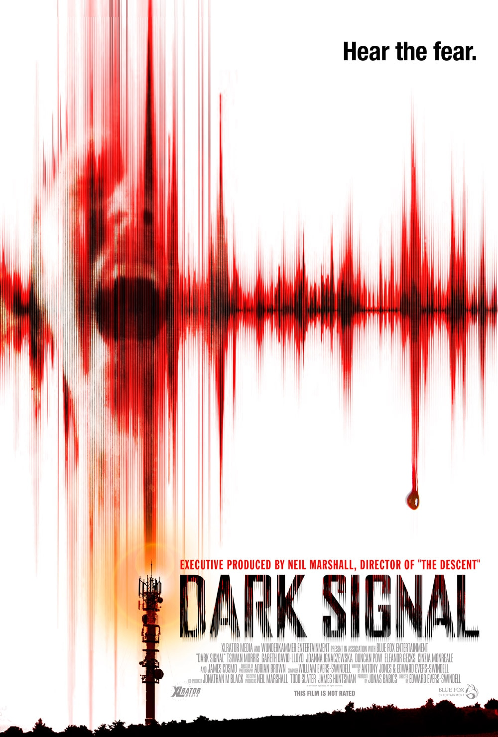 Dark signal - Exclusive: Make Sure to Look Behind You After Watching This Dark Signal Clip