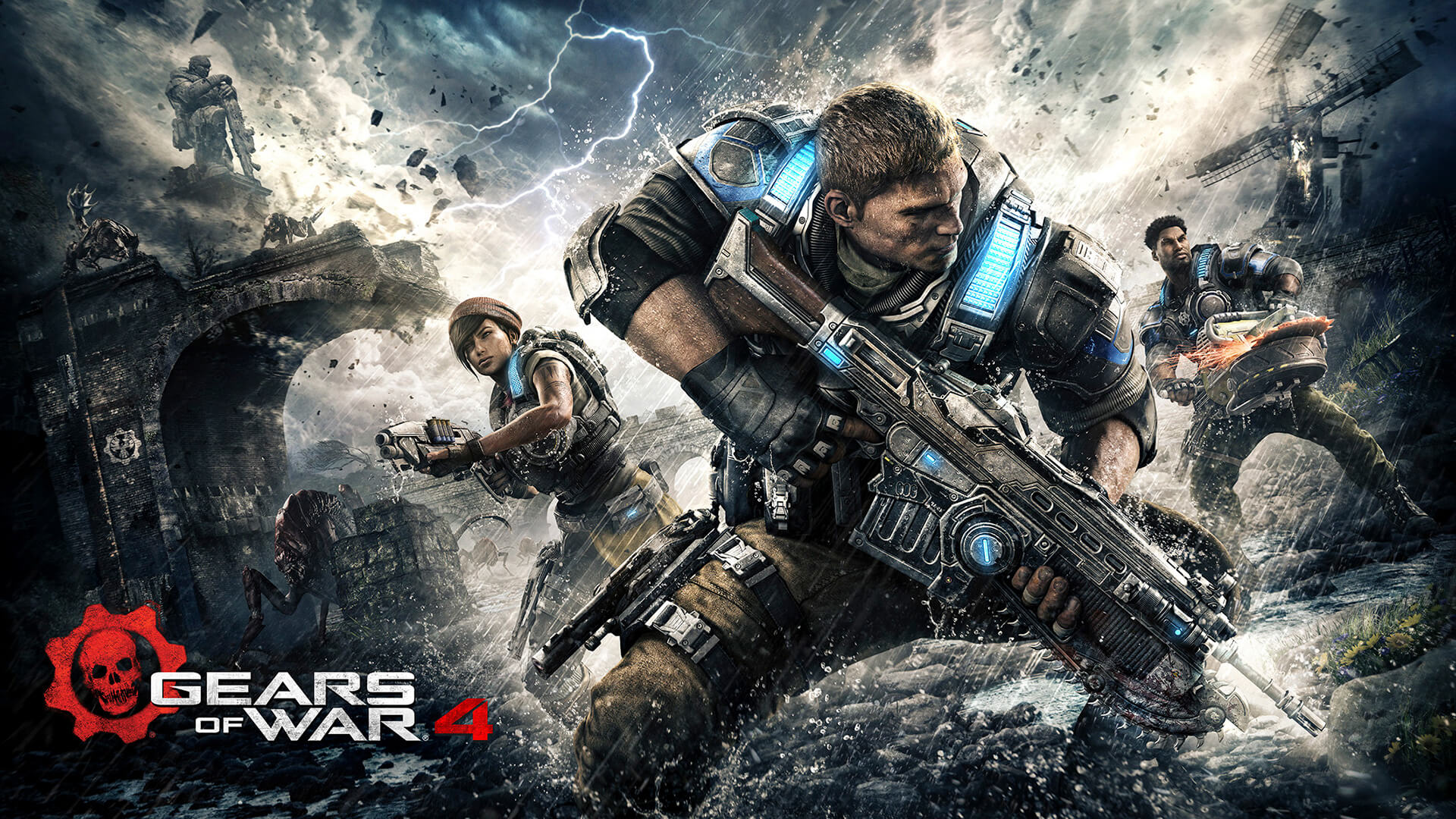 Gears of War 4 japan 1 - Gears Of War 4's Japanese Ban Lifted: Uncut Release Coming on May 25