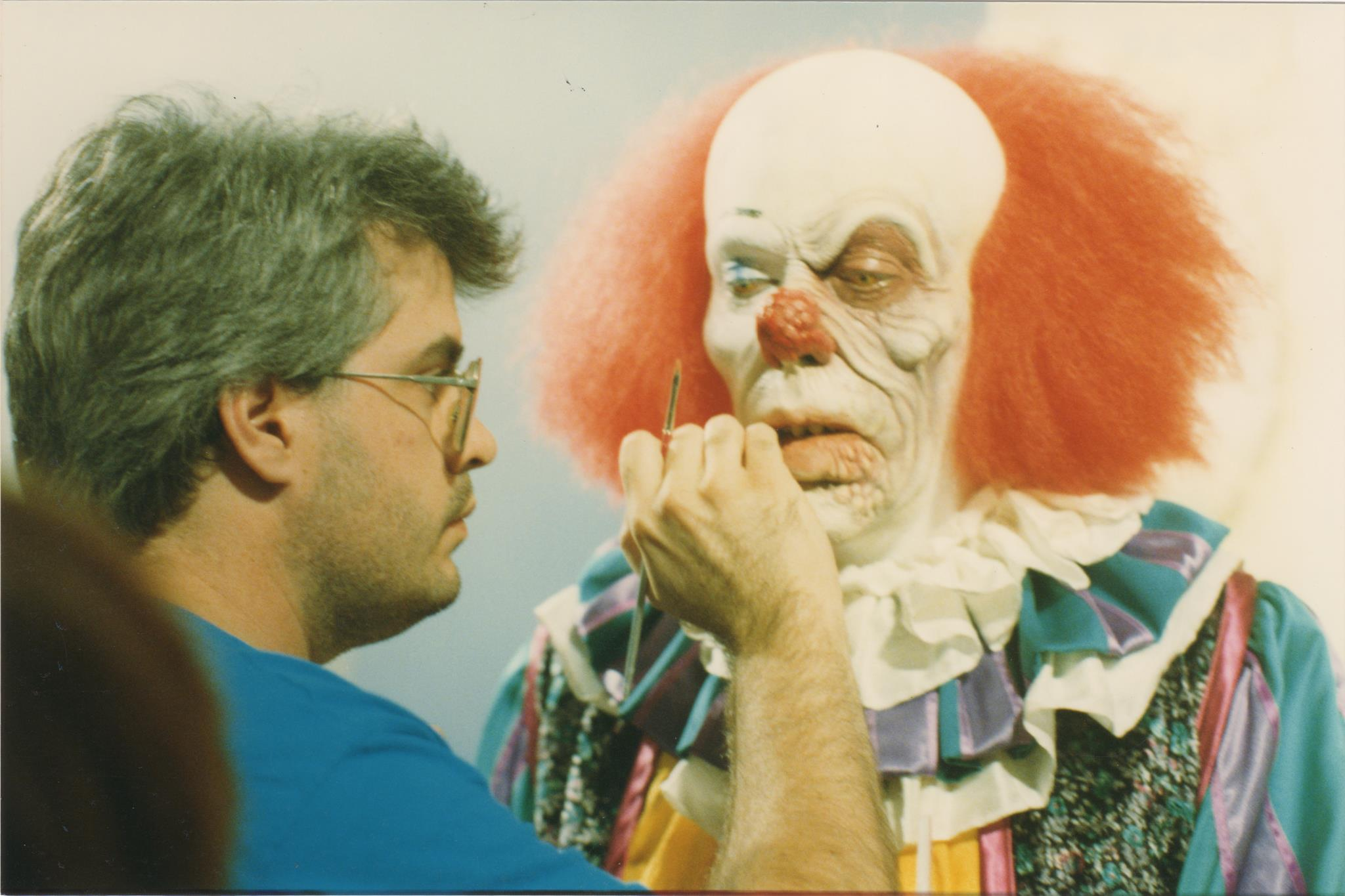 It BTS 2 - Exclusive: Face to Face with Pennywise: Talking Horror with Tim Curry on the Set of Stephen King's It