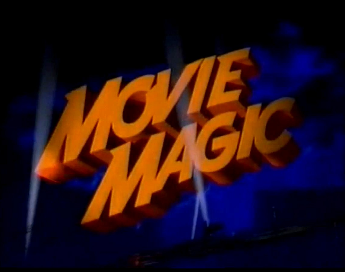 Movie Magic logo - Let's Revisit Discovery Channel's Show Movie Magic and Their Episode About Horror Effects