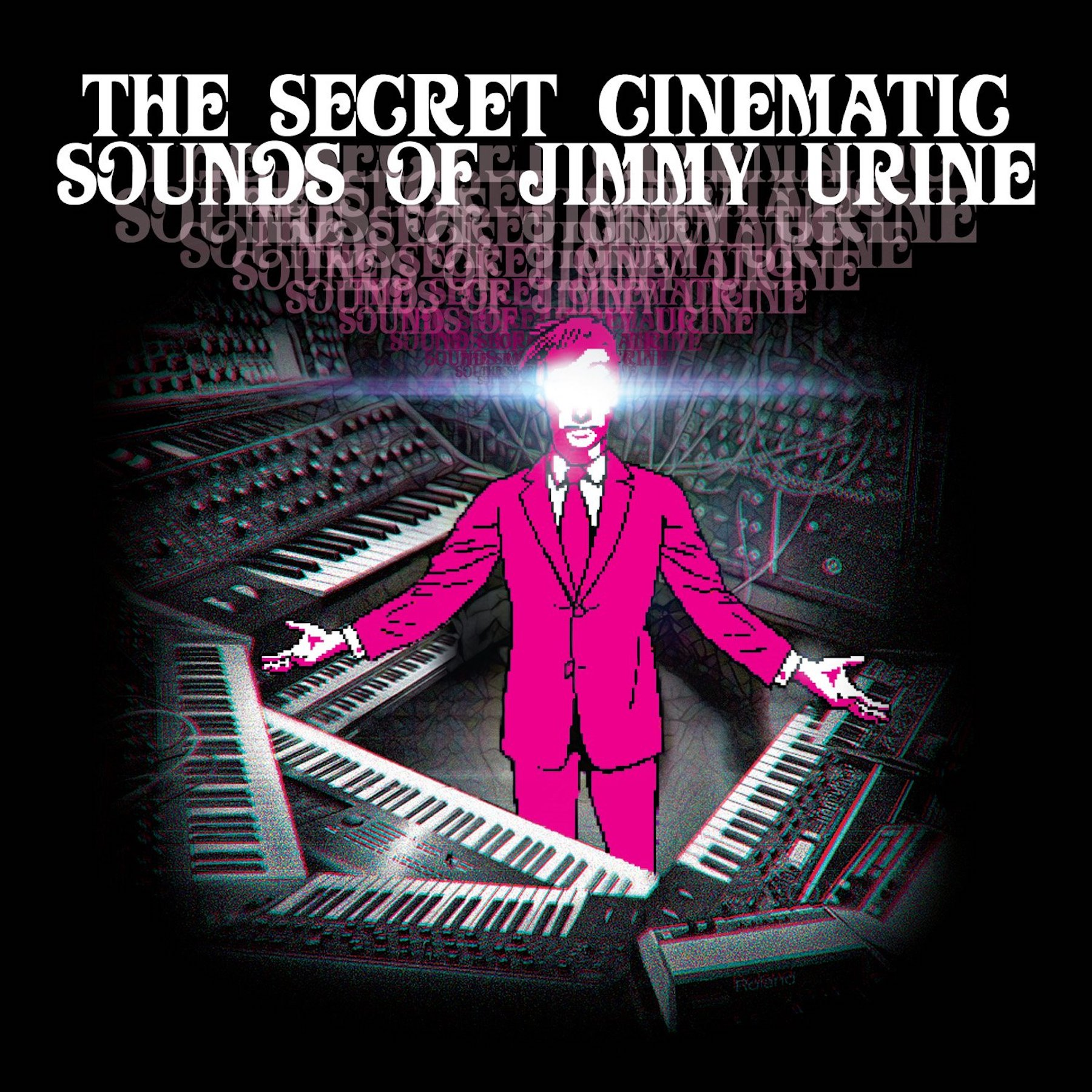 Secret Cinematic Sounds album cover - Exclusive: Stream Jimmy Urine's Magnificent Synth Track Salome