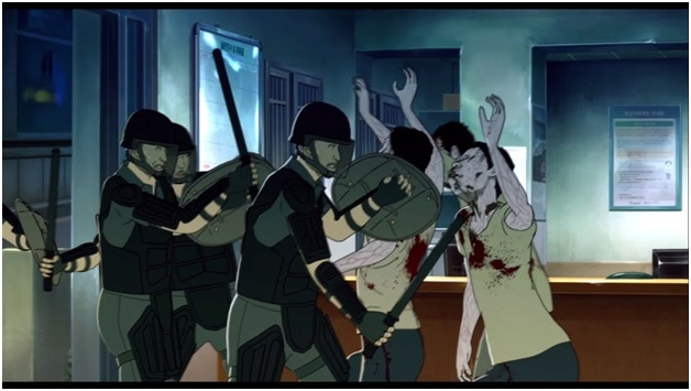 Seoul Station 3 - Seoul Station Safety Guide: How to Survive Zombies in the City