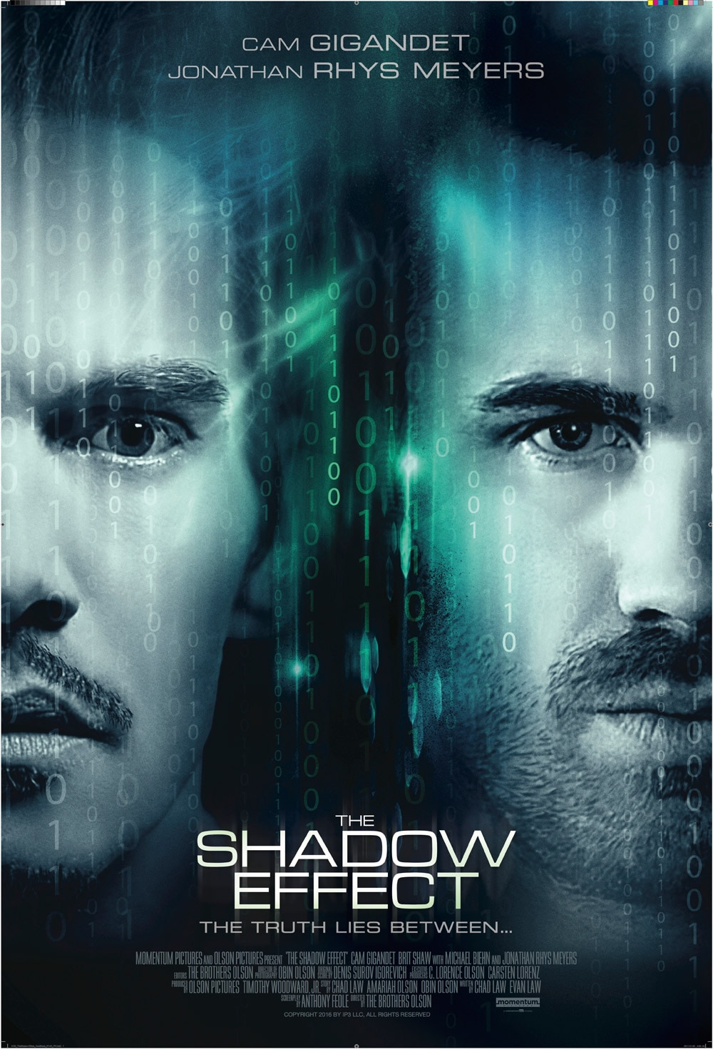 TheShadowEffect OneSheet - DVD and Blu-ray Releases: May 2, 2017