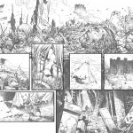 UG Pages 2 and 3 150x150 - New Cullen Bunn Comic Series Unholy Grail Begins in July