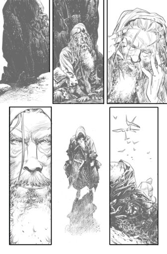 UG page10 336x510 - New Cullen Bunn Comic Series Unholy Grail Begins in July