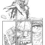 UG page8 150x150 - New Cullen Bunn Comic Series Unholy Grail Begins in July