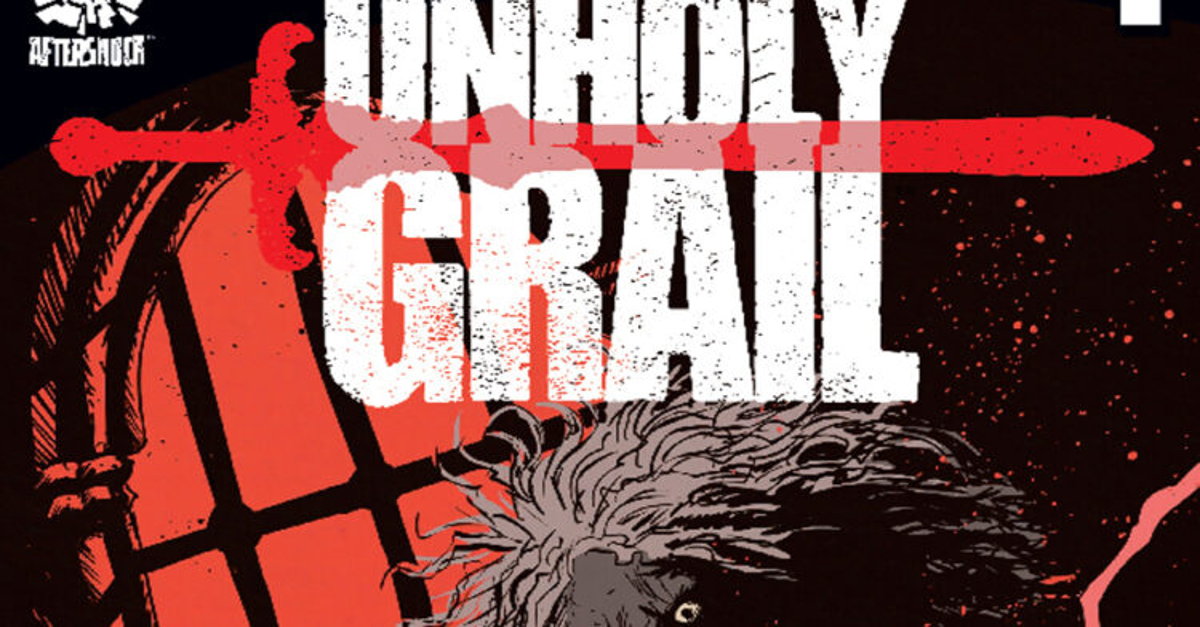 UNHOLY GRAIL 01 s 750x422 - New Cullen Bunn Comic Series Unholy Grail Begins in July