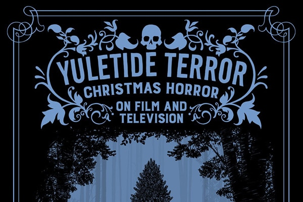YT front cover final s - New Contributors Revealed for Holiday-Themed Book Yuletide Terror