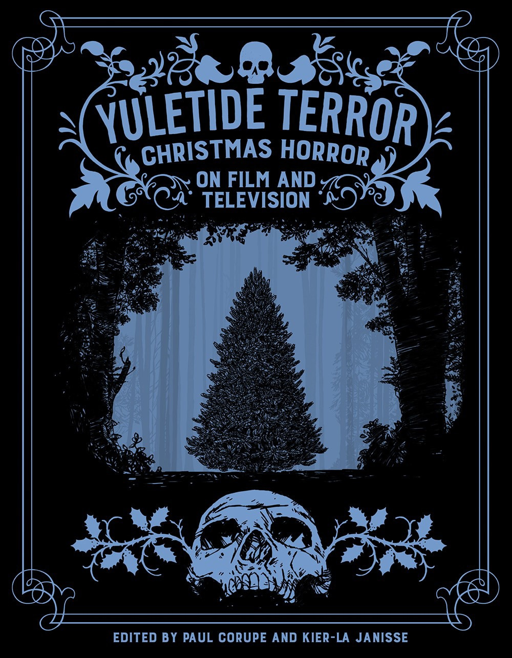 YT front cover final - New Contributors Revealed for Holiday-Themed Book Yuletide Terror