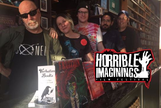 authors hiff dc - Horrible Imaginings #175: Dark Stories from the Bahr Crawl