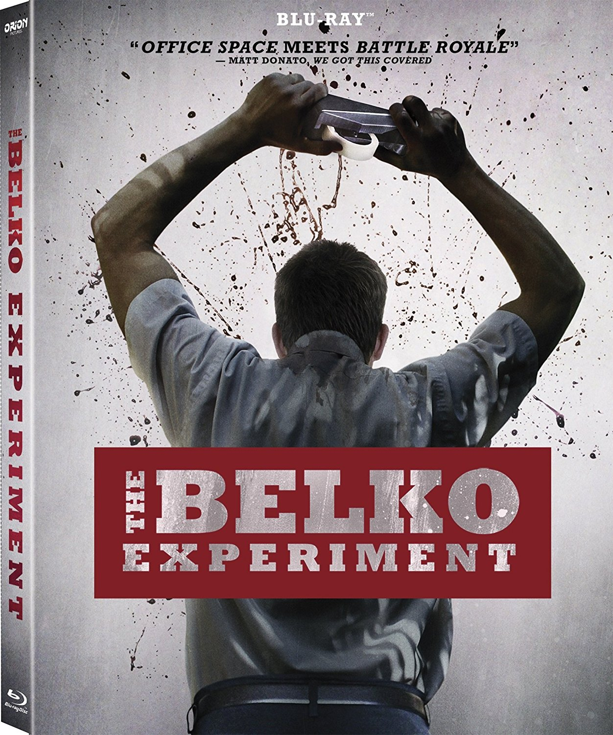 belko experiment blu ray - The Belko Experiment Blu-ray - Exclusive Interview with Greg McLean