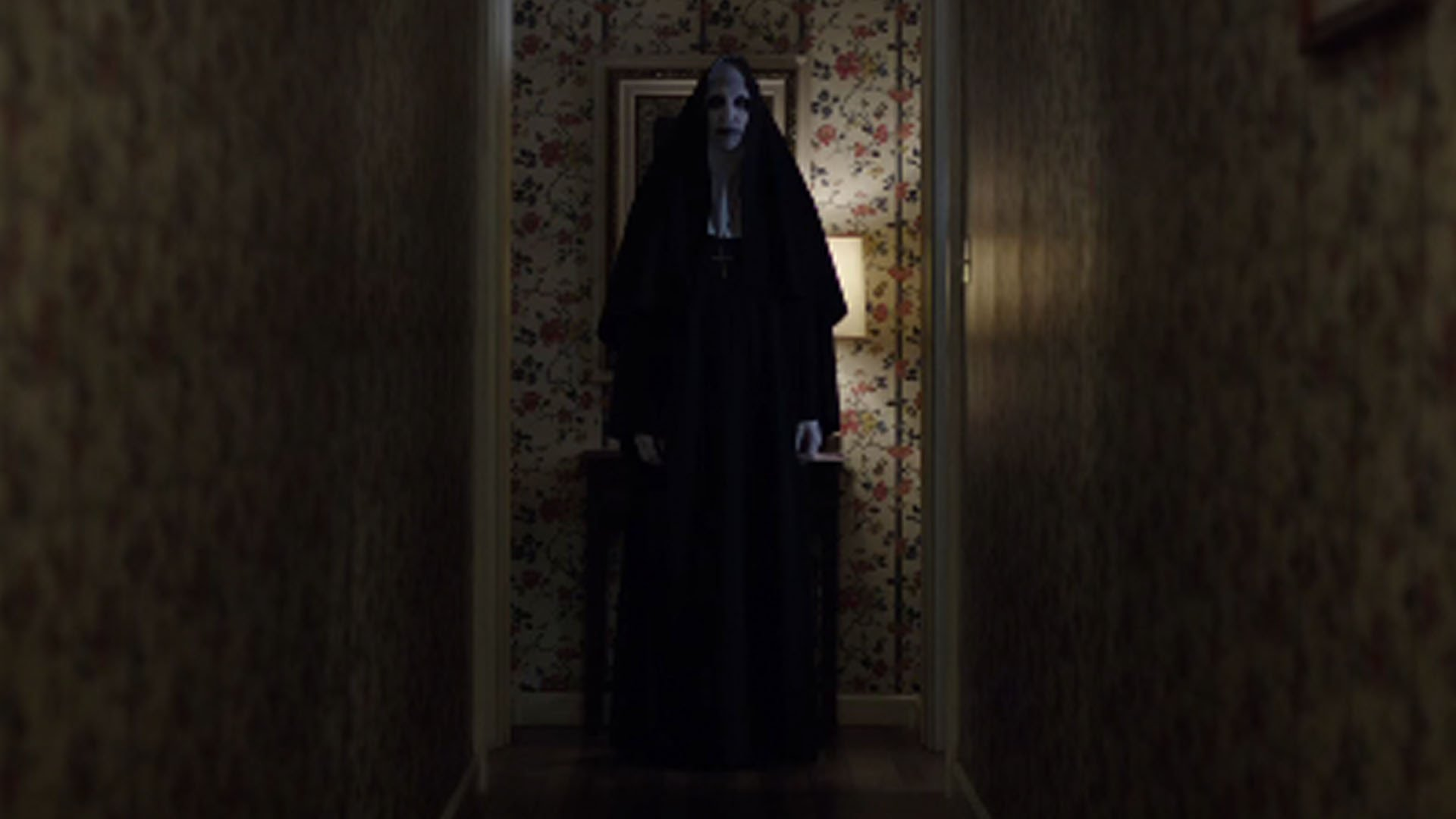 conjuringnun - The Conjuring 2 Spinoff The Nun Casts a Farmiga!