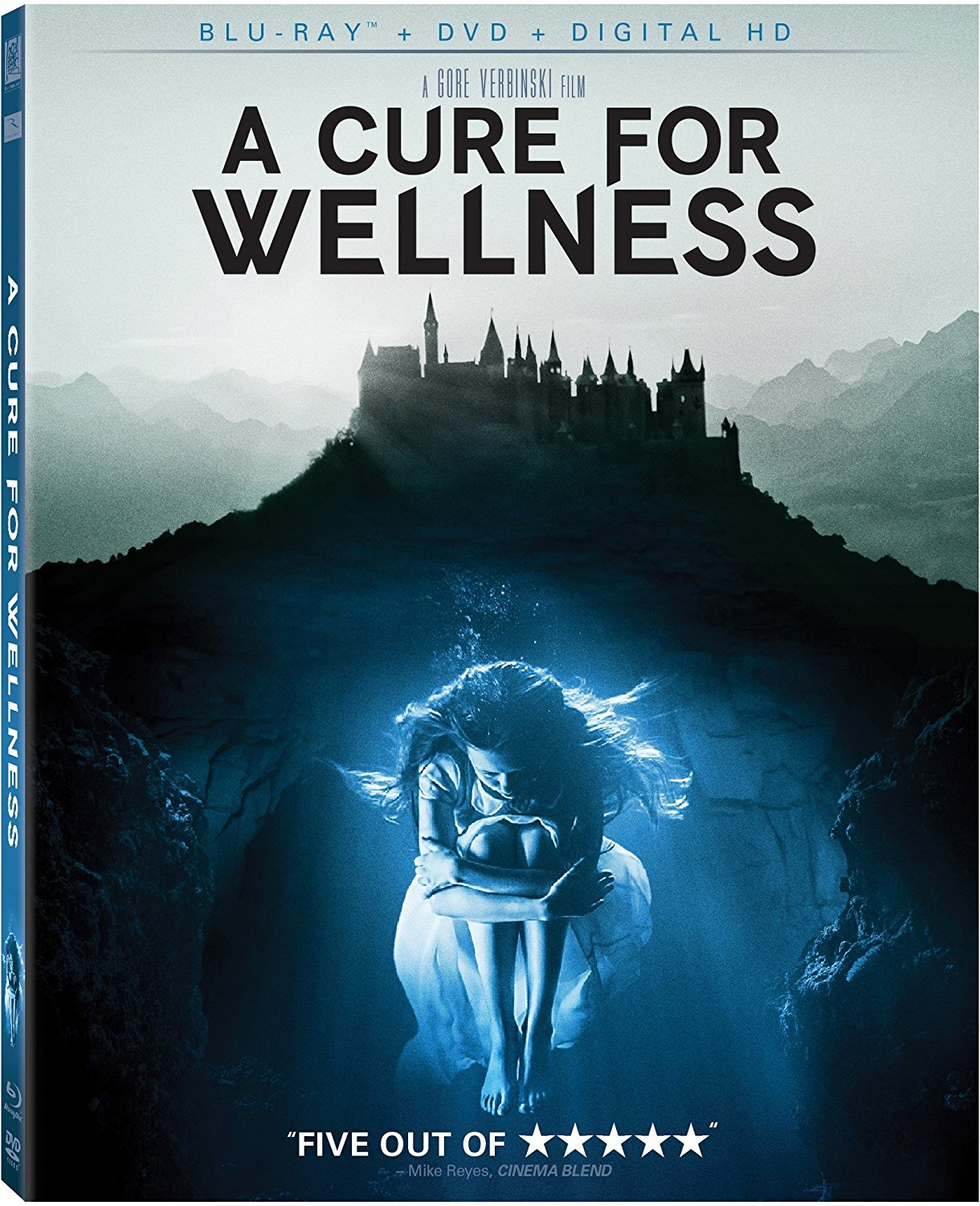 cure for wellness - We All Float Down Here - Special Field Report on A Cure for Wellness Blu-ray