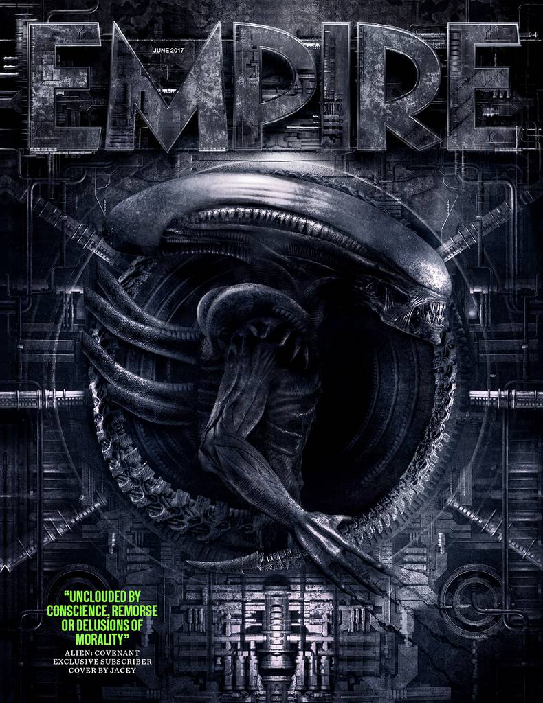 empirealiencovenantcover - Alien: Covenant - A Trio of New Images