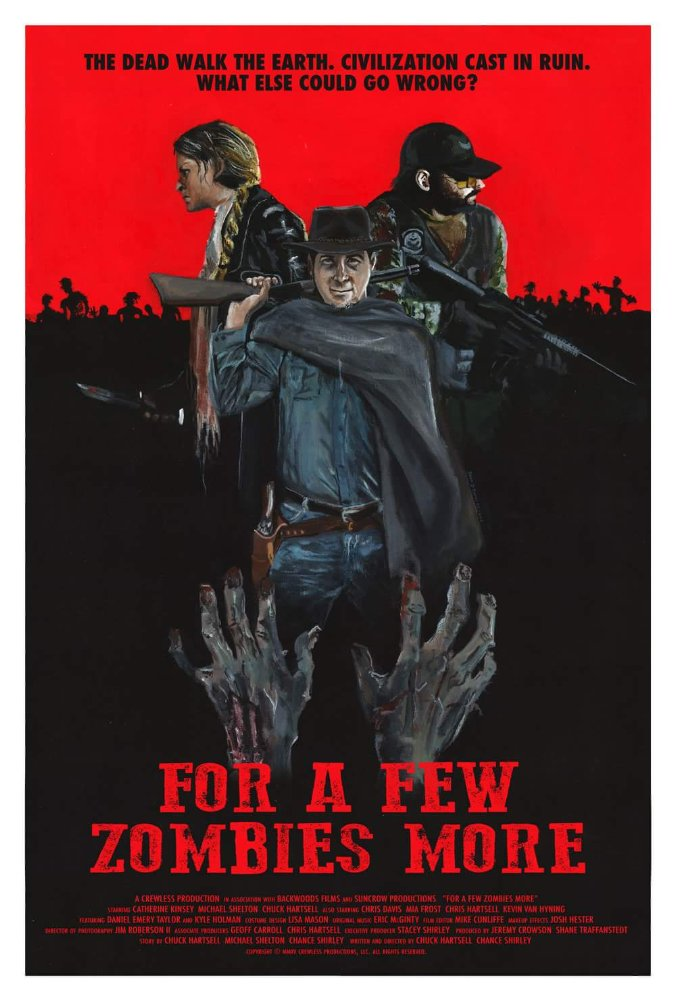 for a few zombies more - First Look: For a Few Zombies More
