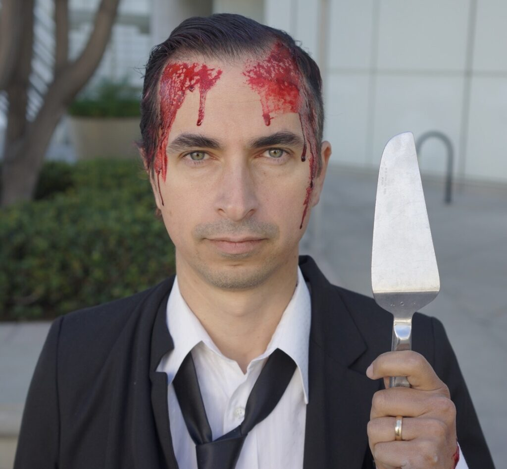 jimmyurinesolo 1024x946 - Interview: Jimmy Urine Talks His New Solo Album, His First Horror Memory, and What He Loves That No Else Seems to Know Of