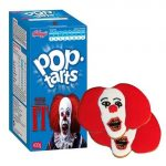 newtclementspoptart2 150x150 - Artist Creates Horror-Themed Pop Tarts, Pez Dispensers, and Happy Meal Boxes