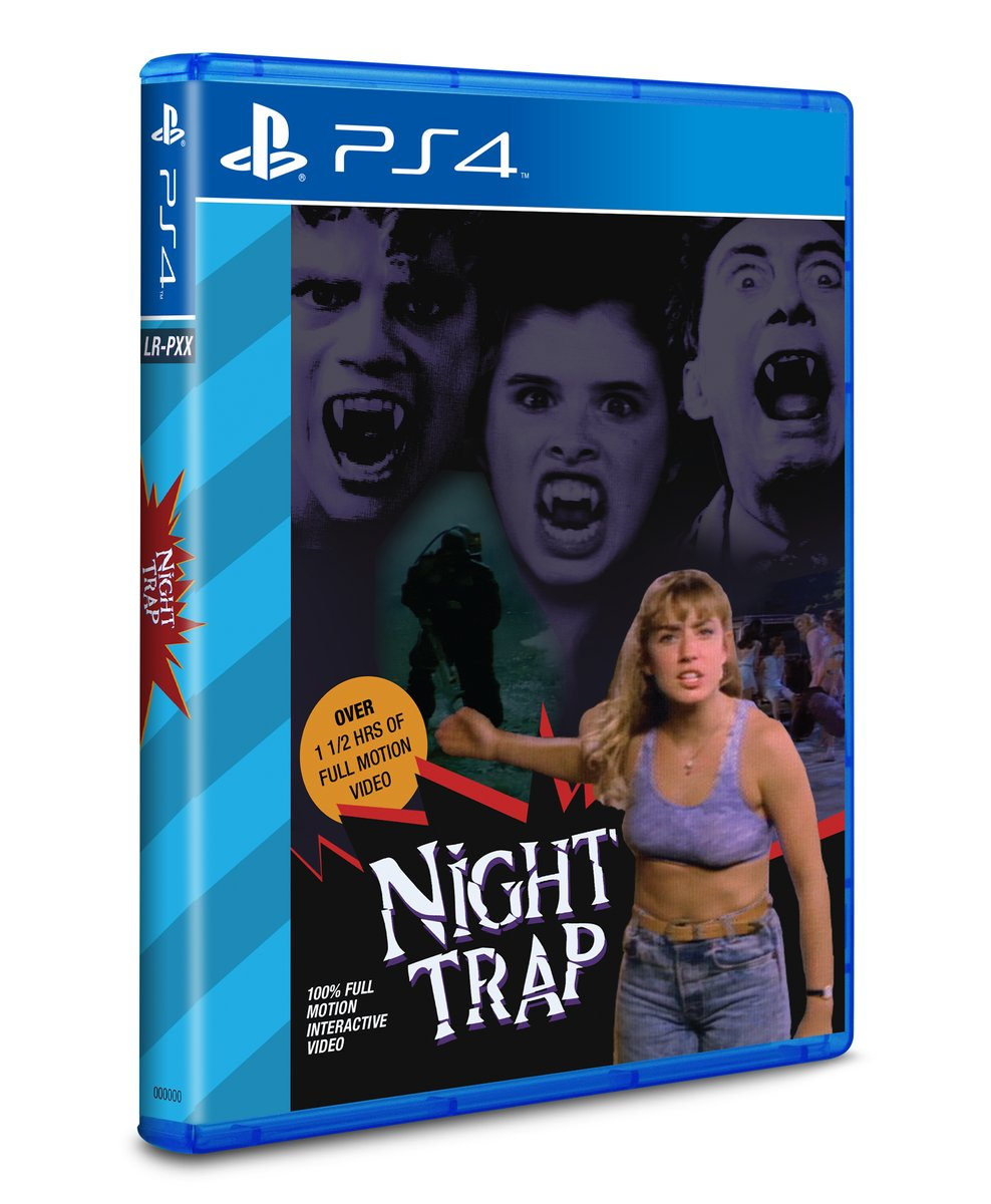 Night Trap revient ! Nighttrapps4cover