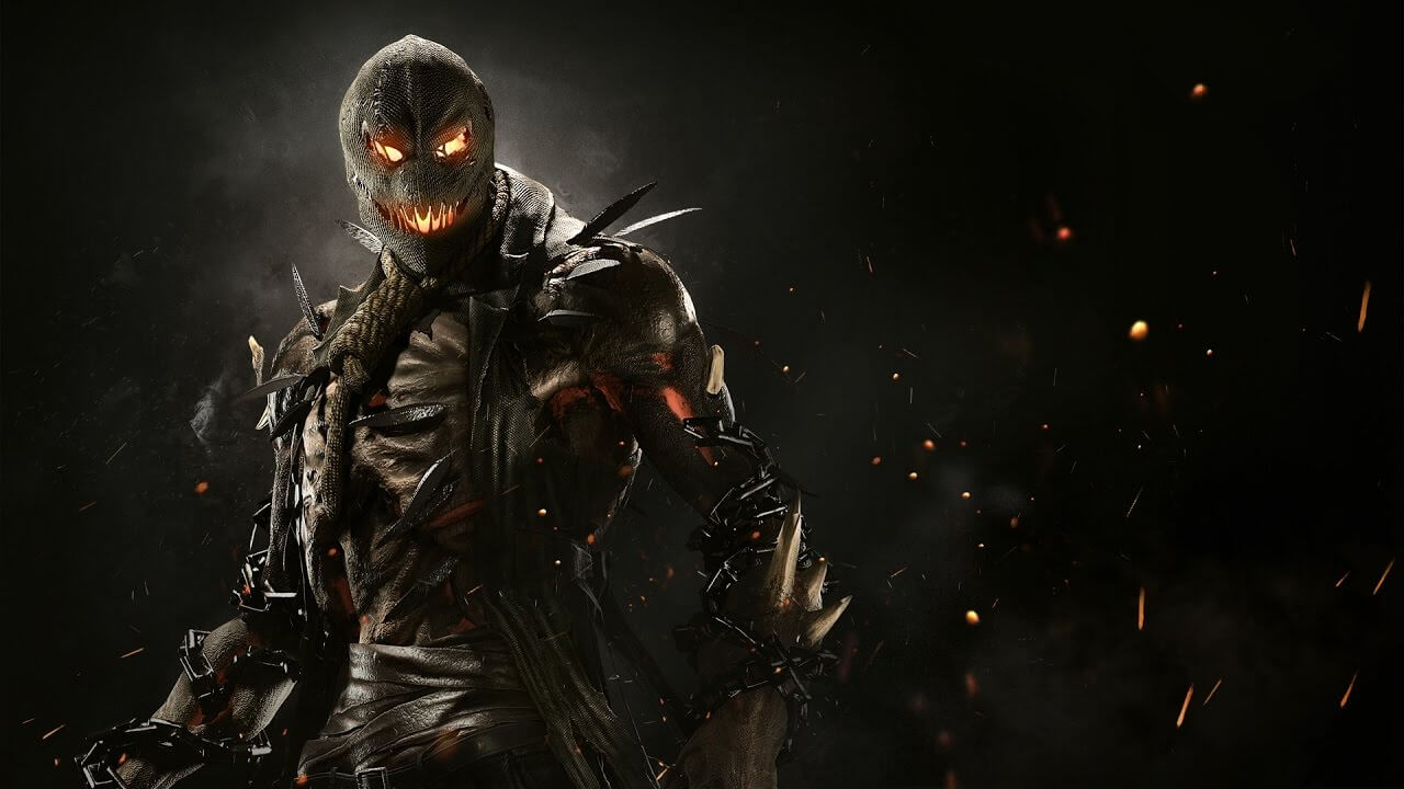scarecrow robert englund confirmed 1 - At the End of Fear, Oblivion; Robert Englund Voices Scarecrow in New Injustice 2 Character Trailer