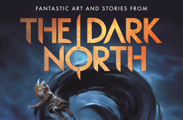 the dark north s - Illustrated Prose-Art Book The Dark North Arriving This Fall