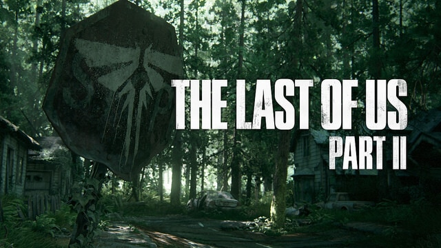 the last of us part 2 game logo 1 - Westworld Star Shannon Woodward Joins The Last of Us Part II
