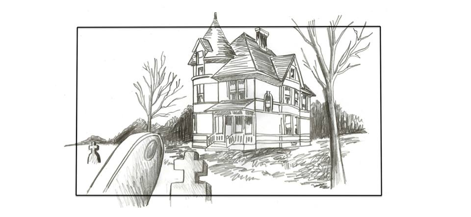 theboneboxstoryboard - Grave Robbing Horror Movie The Bone Box Has Wrapped Principal Photography