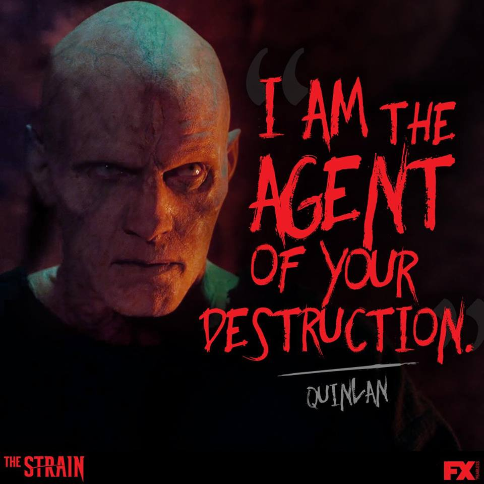 thestrain quinlan - FX Releases First Promo for The Strain Season 4