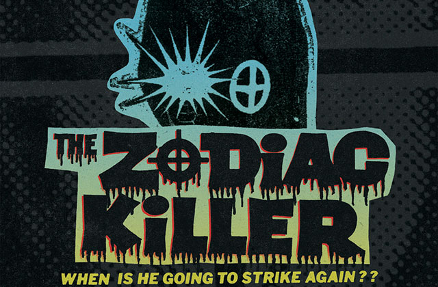 thezodiackiller s - The Zodiac Killer Strikes on Blu-ray in July
