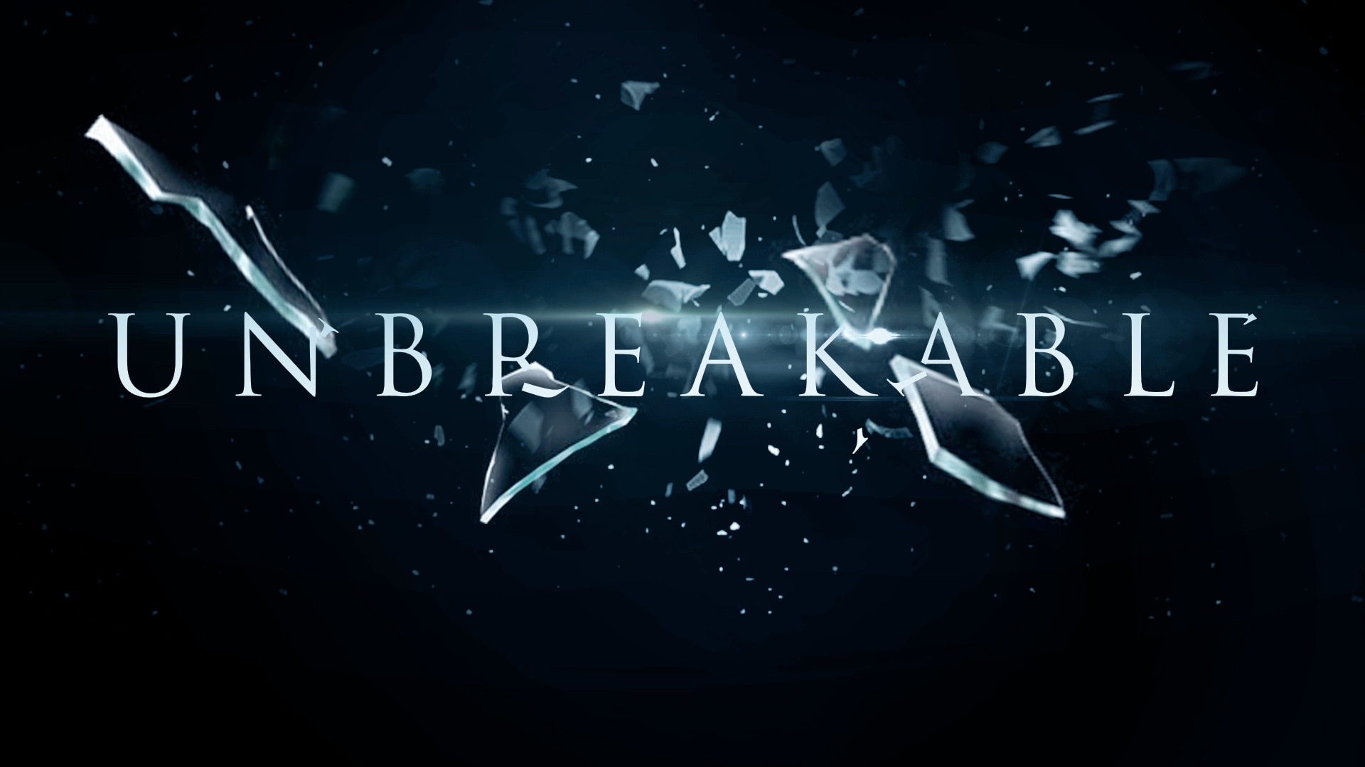 unbreakable banner - M. Night Shyamalan Reveals Unbreakable 2 Title and Release Date!
