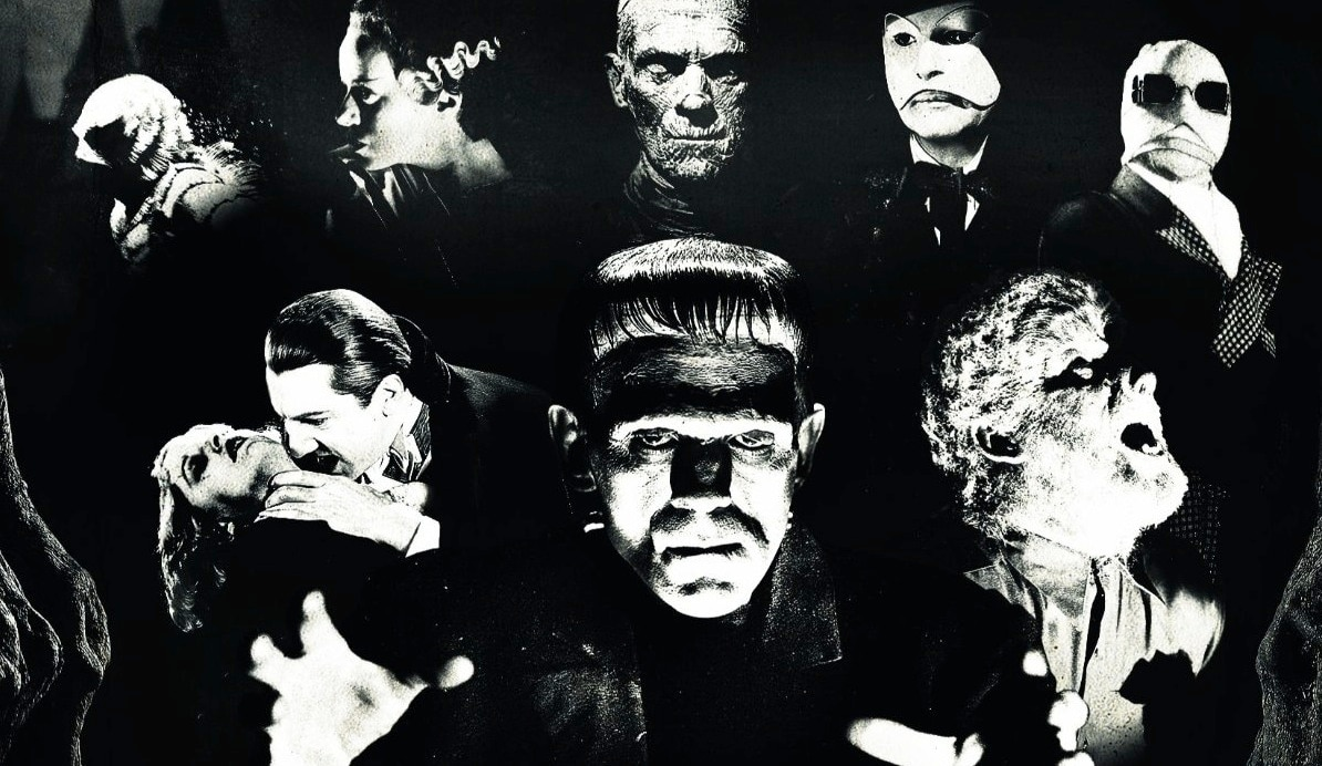 universal monsters banner - Universal's Classic Monsters and Video Games That Featured Them