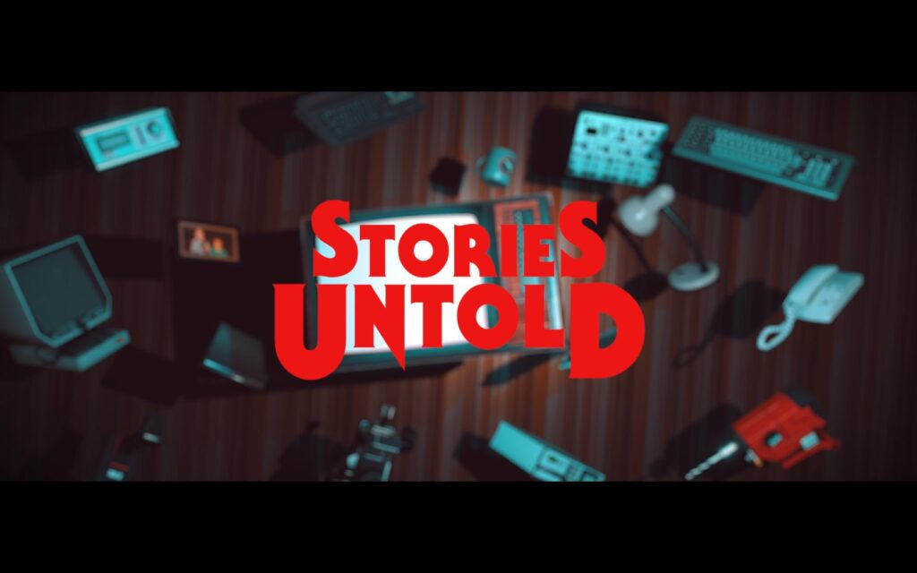 untold stories title 1024x640 - Stories Untold (Video Game)