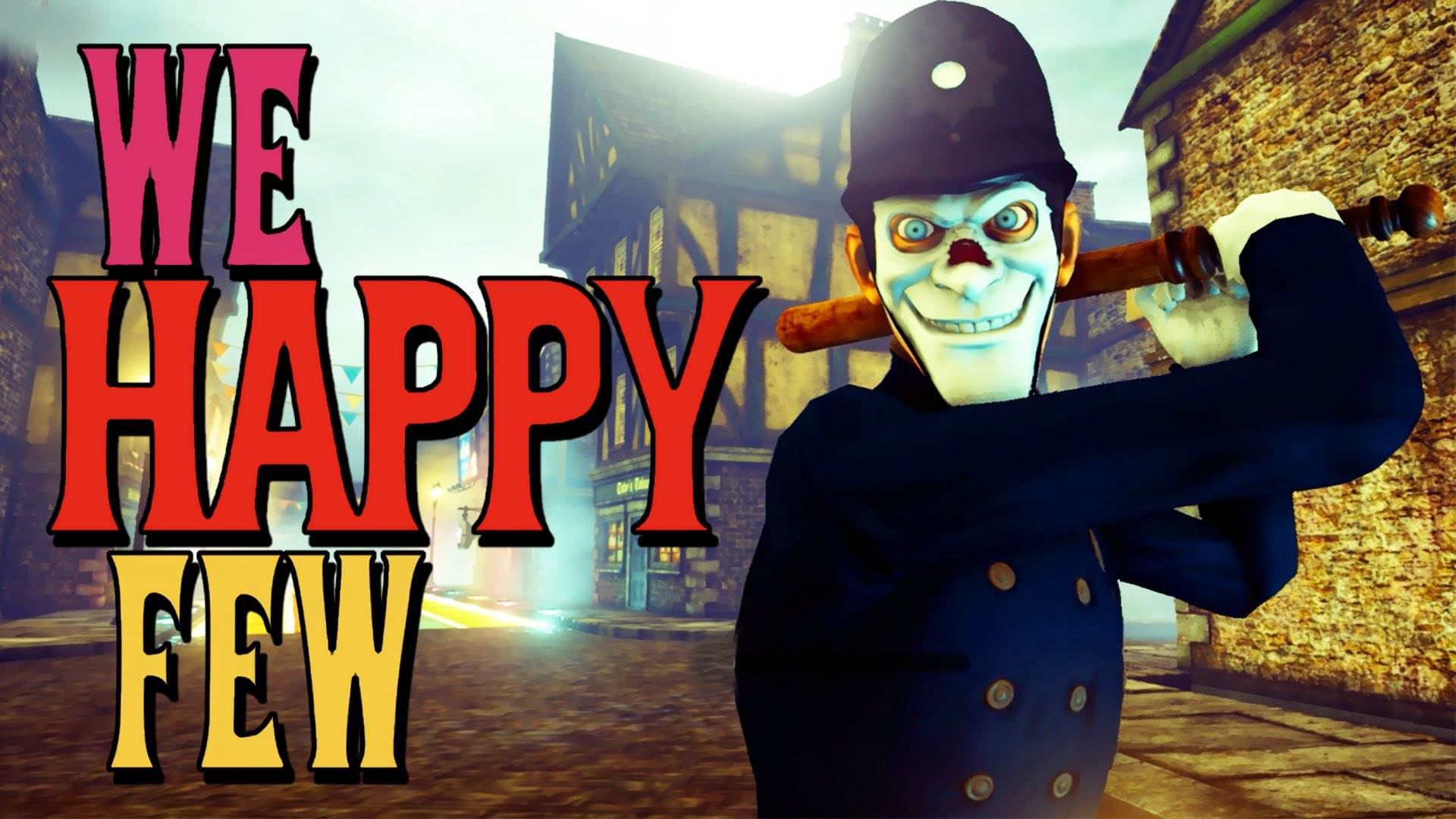 wehappyfewbanner2 - Exclusive: We've Got a Rough Timetable for the Final Release of We Happy Few