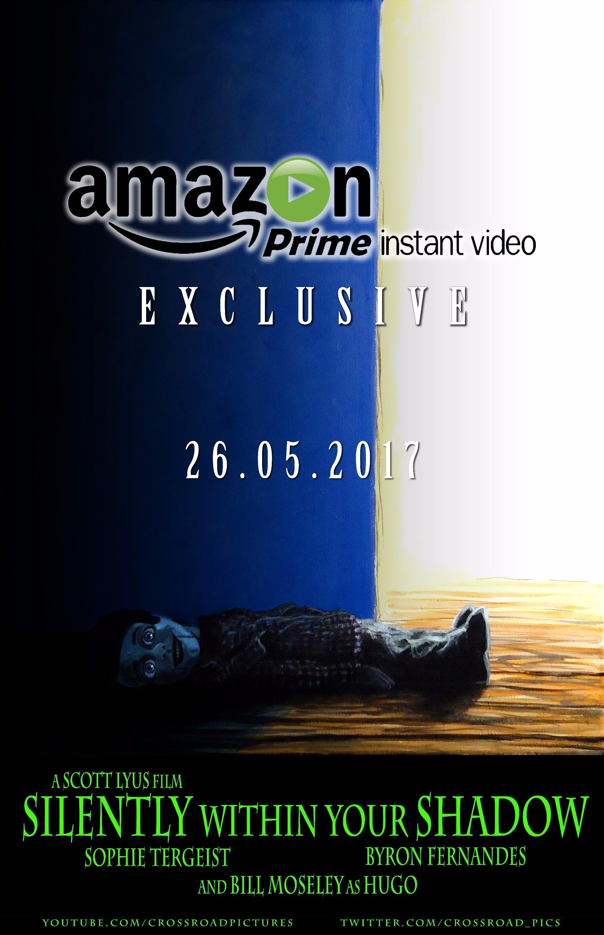 Amazon Poster 2 - Silently Within Your Shadow Pulling Strings on Amazon Prime Next Week