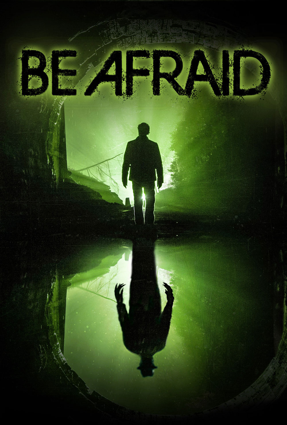 Be Afraid Poster FINAL - Be Afraid of this New Trailer and Artwork; More Paralyzing Stills Released!