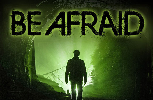 Be Afraid Poster s - Be Afraid (2017)
