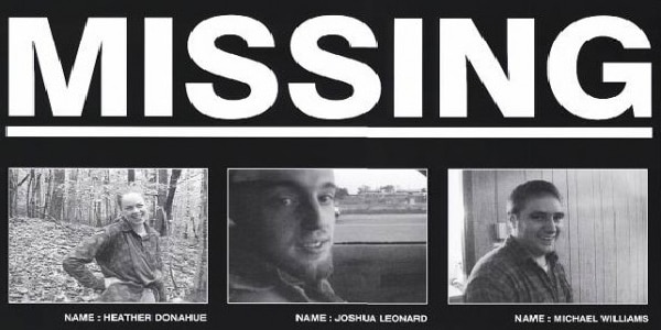Blair witch missing - The Blair Witch Project Then, Now, and in the Future: A Talk with Ben Rock