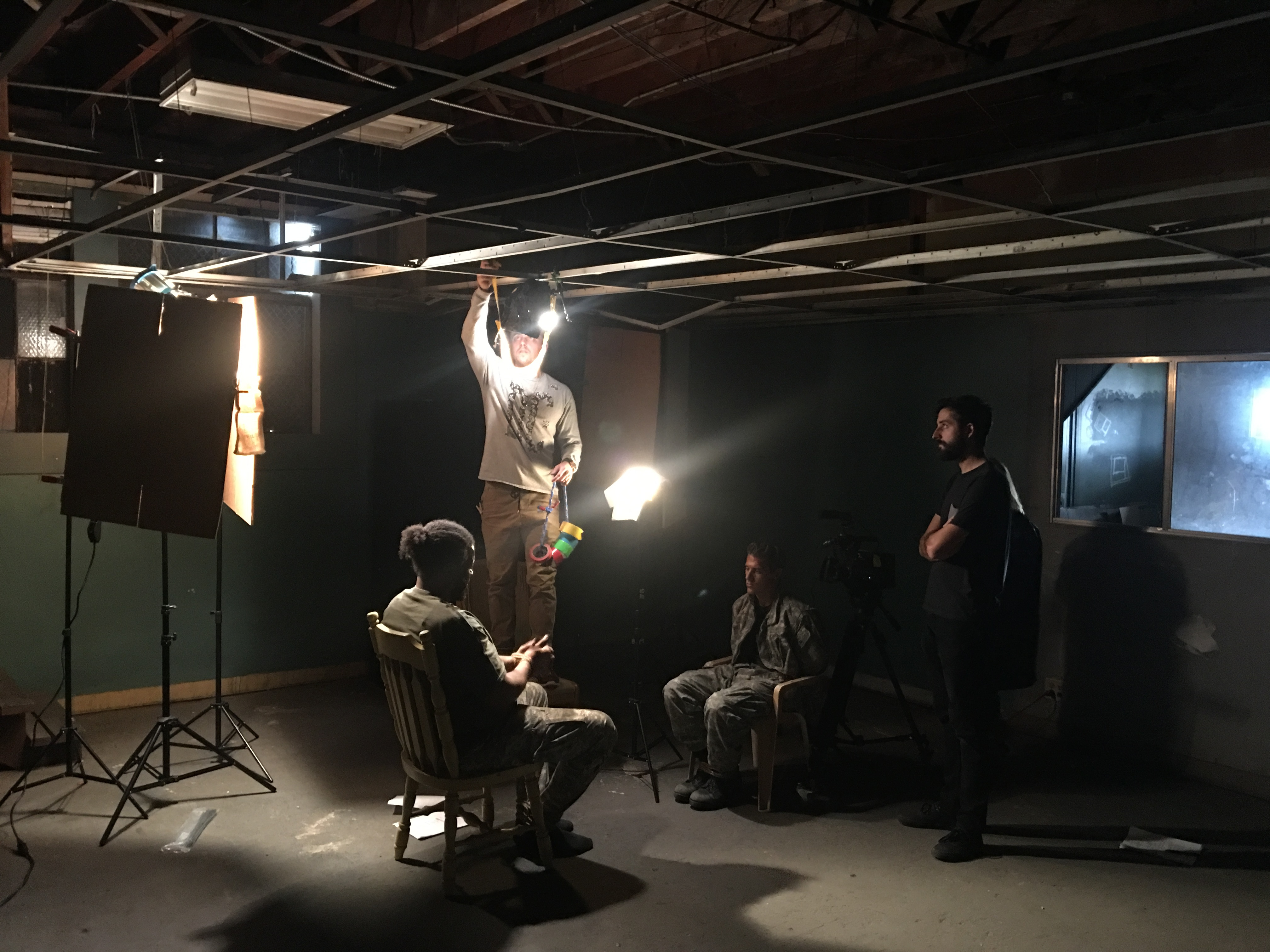 IMG 1893 - Exclusive Behind-the-Scenes Photos of 18 Minutes