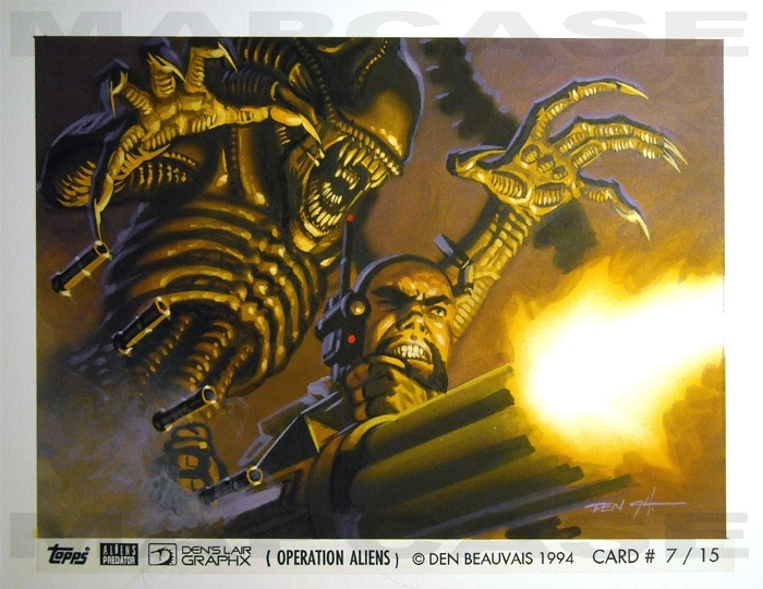 OpAliens7Beauvais - Did You Know There Was Almost an Aliens-Inspired Children's Cartoon Show?