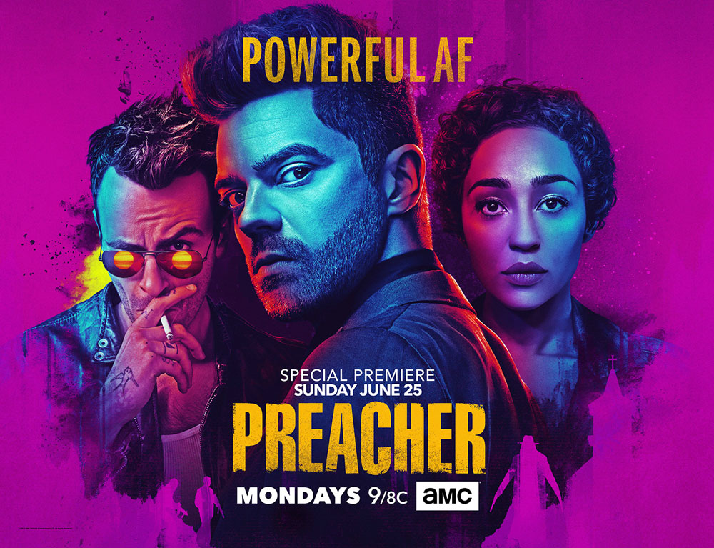 Preacher 464 2Sheet Payoff Fin1 - More Preacher Season 2 Images Tease the Mayhem to Come