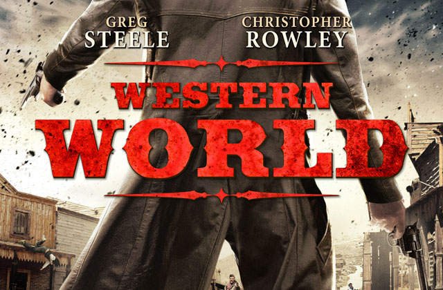 WesternWorld poster s - Saddle Up! Western World Rides in on VOD/DVD!