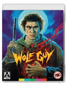 Wolf Guy Cover 238x300 - Wolf Guy Blu-ray Review - Sonny Chiba As A Werewolf Cop In '70s Japan