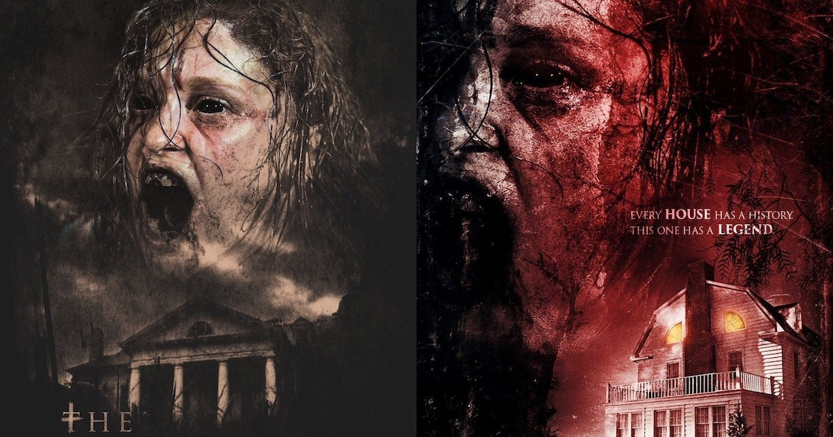 amityville vs possession banner - The Amityville: The Awakening Poster Actually Ripped Imagery From The Possession Experiment