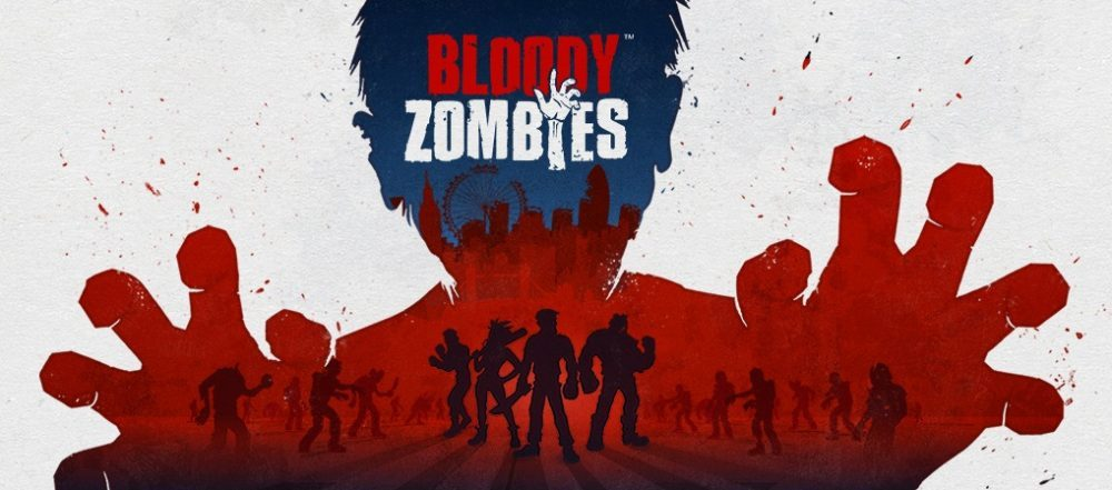 bloody zombies 1 - The Living Dead March on London in Upcoming Game Bloody Zombies